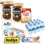 Nestle Gıda Paketi (24'lü Nesfit Hediyeli)