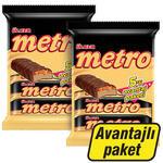 Ülker Metro Çikolata 36 gr 5'li Paket – 2.'si %50 İndirimli Paket