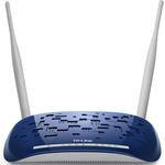 TP-LINK TD-W8960N 300Mbps Kablosuz 4-Port Adsl2/Modem/Vpn Router