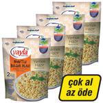 Yayla Nohutlu Bulgur Pilavı 250 gr 4 Al 3 Öde