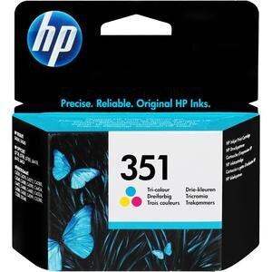 HP 351 Üç Renkli Kartuş CB337EE