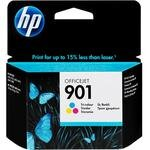 HP 901 Üç Renkli Kartuş CC656AE