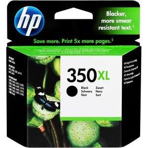 HP 350XL Siyah (Black) Kartuş CB336EE