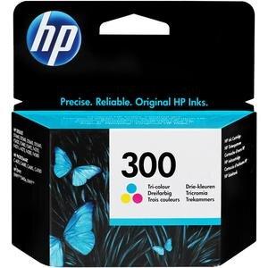 HP 300 Üç Renkli Kartuş CC643EE