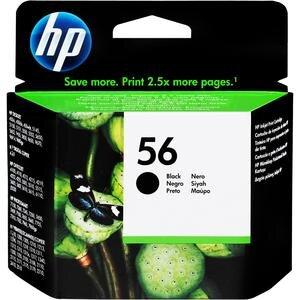 HP 56 Siyah (Black) Kartuş C6656AE