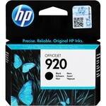 HP 920 Siyah (Black) Kartuş CD971AE