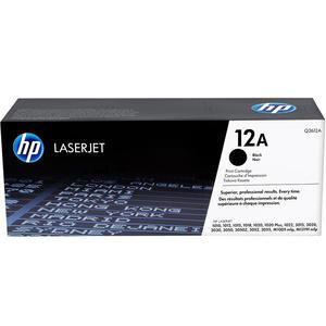 HP 12A Siyah Toner Q2612A