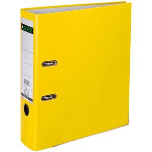 Leitz 1010 Plastik Klasör Geniş A4 Sarı
