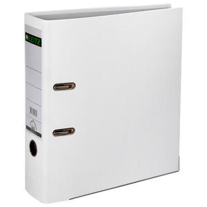 Leitz 1010 Plastik Klasör Geniş A4 Beyaz
