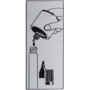 Edding T100 Marker Kalem Mürekkebi Siyah