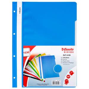 Esselte 4199 Telli Dosya Mavi 50'li Paket