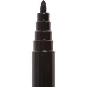 Faber Castell 45 Keçeli Kalem Siyah 10'lu Paket