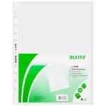 Leitz 4796 A4 Delikli Şeffaf Poşet Dosya 100'lü Paket