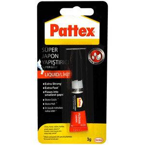 Pattex Süper Japon Yapıştırıcı 3 gr