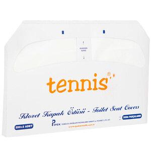 Tennis Klozet Kapak Örtüsü 250'li Paket