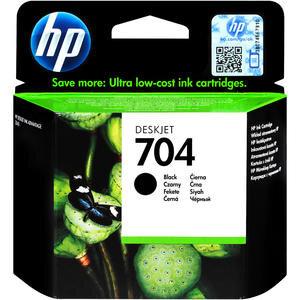 HP 704 Siyah (Black) Kartuş CN692AE
