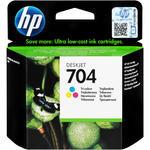 HP 704 Üç Renkli Kartuş CN693AE