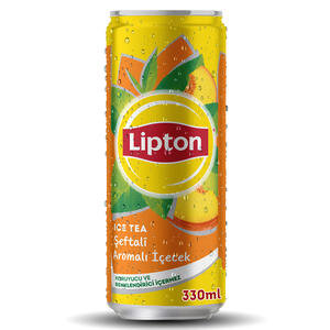 Lipton Ice Tea Şeftali 330 ml 6'lı Paket
