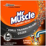 Mr.Muscle Toz Lavabo Açıcı 70 gr 2'li Paket