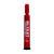 Hi-Text PB 830 Marker Kalem Yuvarlak Uç Kırmızı