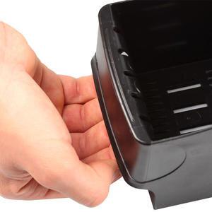 Leitz 2425 Plastik Magazinlik Siyah
