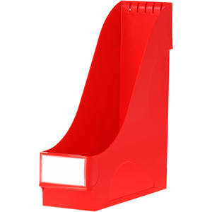 Leitz 2425 Plastik Magazinlik Kırmızı