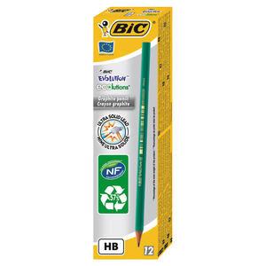 Bic Eco Evolution 650 HB Kurşun Kalem 12'li Paket