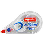 Tipp-Ex Mini Pocket Mouse Daksil Şerit Düzeltici 5 mm x 6 m
