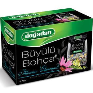 Doğadan Büyülü Bohça Ihlamur Ekinezya Çay 16'lı Paket