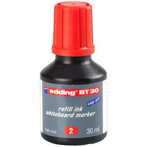 Edding BT30 Tahta Kalemi Mürekkebi Kırmızı