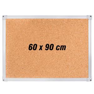 İnter Mantar Pano Alüminyum Çerçeve 60 cm x 90 cm