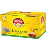 Doğuş Demlik Poşet Çay Black Label 100'lü