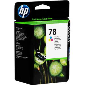 HP 78 Üç Renkli Kartuş C6578D
