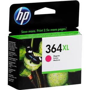 HP 364XL Kırmızı (Magenta) Kartuş CB324EE