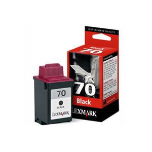 Lexmark 70 Siyah (Black) Kartuş 12AX970E