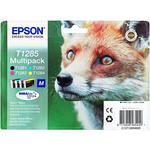 Epson T1285 4'lü Kartuş Seti