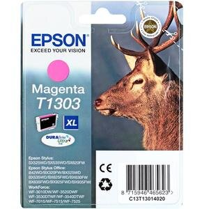 Epson T1303 Kırmızı (Magenta) Kartuş