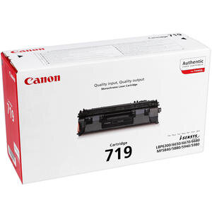 Canon CRG-719 Siyah Toner