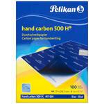 Pelikan Karbon Kağıdı A4 Mavi 100'lü Paket