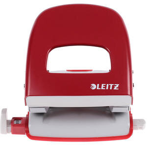 Leitz 5008 Delgeç 30 Sayfa Kırmızı