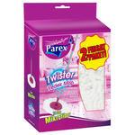 Parex Twister Yedek Mikrofiber Mop 2'li Paket