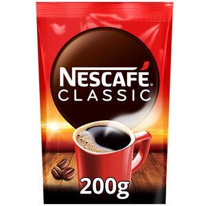 Nescafe Classic Kahve Ekonomik Paket 200 gr
