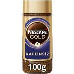 Nescafe Gold Kahve Kafeinsiz 100 gr