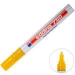 Edding 750 Boya Markörü Kalem Yuvarlak Uçlu Sarı
