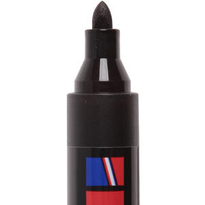 Edding 300 Marker Kalem Yuvarlak Uçlu Siyah 10'lu Paket