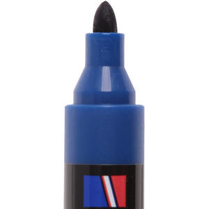 Edding 300 Marker Kalem Yuvarlak Uçlu Mavi 4'lü Paket