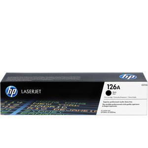 HP 126A Siyah Toner CE310A