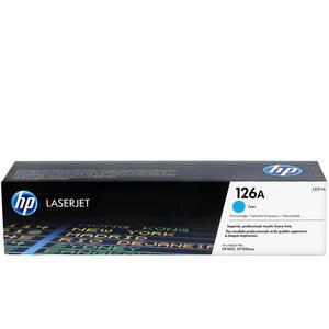HP 126A Mavi Toner CE311A
