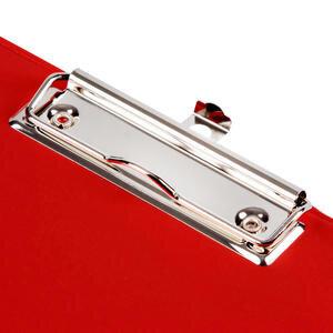 Alemdar A4 Kapaksız Sekreterlik Kırmızı
