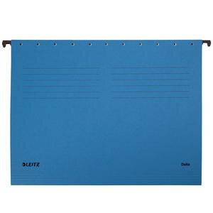 Leitz 6515 Askılı Dosya Telsiz Mavi 5'li Paket